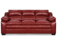 Maddox Red Sofa