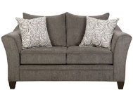 Albany Pewter Loveseat