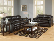 7 Piece Living Room - Espresso