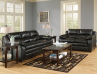 Maddox Sofa & Loveseat Set-Onx