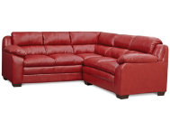 shop Maddox-2-Piece-Sectional---Red