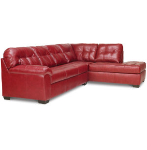 Soho 2 Piece Sleeper Sectional Art Van Furniture