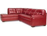 Soho 2 Piece Sleeper Sectional