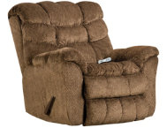 shop Heat & Massage Rocker Recliner