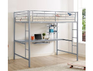 shop Kylie-Silver-Full-Loft-Bed