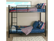 Kylie Black TW Bunk w Trundle