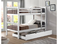 Willow Twin Bunkbed W  Trundle