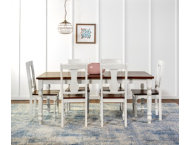 Bourbon 7 Piece Dining Set