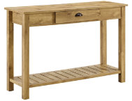 Luton Barnwood Console Table