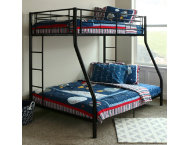 Kylie Twin Over Full Bunk Bed