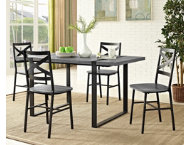 Urban Charcoal 60  Table