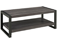 Ty Charcoal Coffee Table