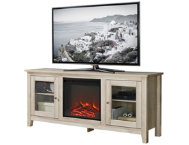 Levi 58  Fireplace TV Stand