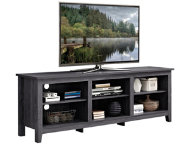 Luca 70  Charcoal TV Stand