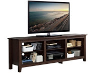 Luca 70  Brown TV Stand