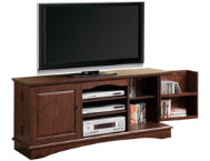 Dublin 60  Brown TV Stand