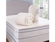Latex Mattress Topper-Twin