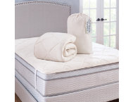 Wool Mattress Topper-Twin