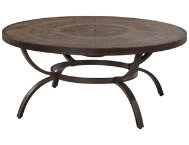 shop Ridgecrest Woodburning Firepit