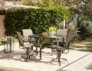 shop Belden-60--Patio-Dining-Set