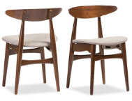 Flora Dining Chair (Set of 2)