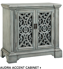Audra Accent Cabinet
