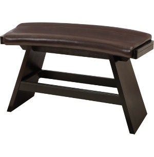 Noah Curved Gathering Bench
