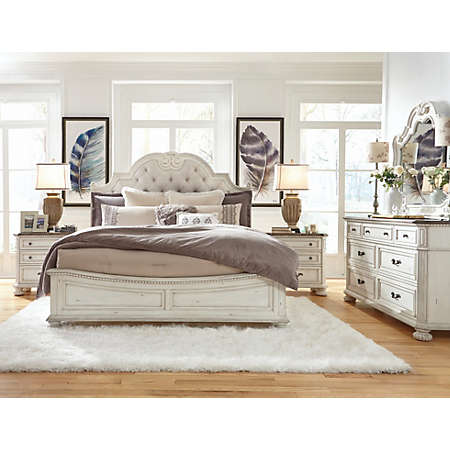 Canfield Collection | Master Bedroom | Bedrooms | Art Van ...