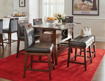 Morgan Gathering Collection Gathering Height Dining Rooms