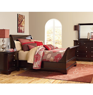 Whitney II Collection Master Bedroom Bedrooms Art Van Furniture The M