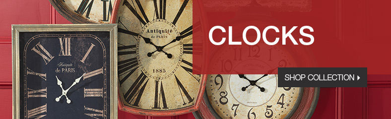 clocks & curios