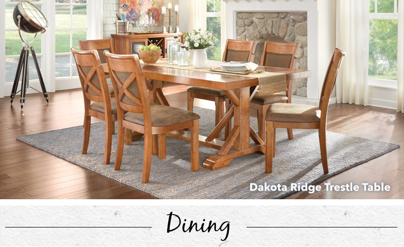 Attractive Dining Rooms