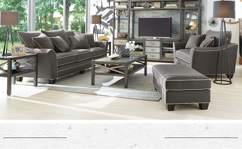 Living Room Furniture: Couches, Sectionals, Sleepers At