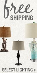 Free Shipping Lamps