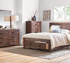 Warner 5 Piece Queen Bedroom Set 1059 799 Shop Now