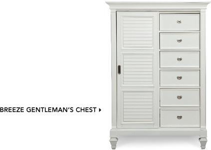 Breeze Gentleman's Chest.