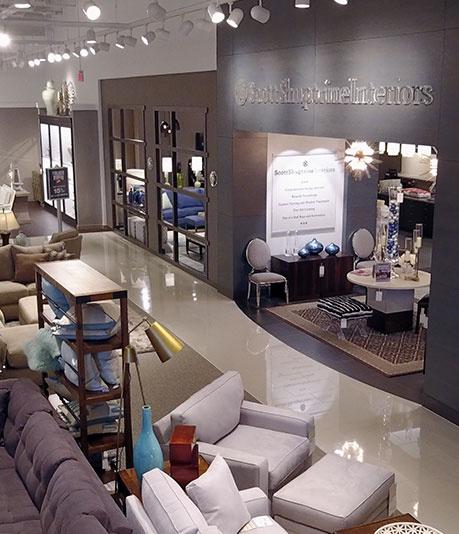 The Gallery Scott Shuptrine Art Van Furniture