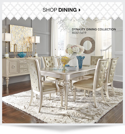Shop Dining. Dynasty Dining Collection. SKU: 800015619