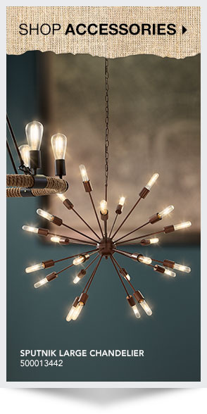 Shop Accessories. Sputnik Large Chandelier. Sku: 500013442
