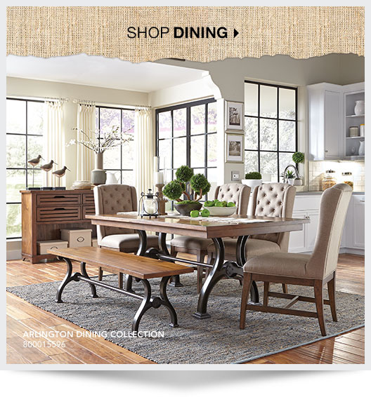 Shop Dining. Arlington dining Collection. Sku: 800015596