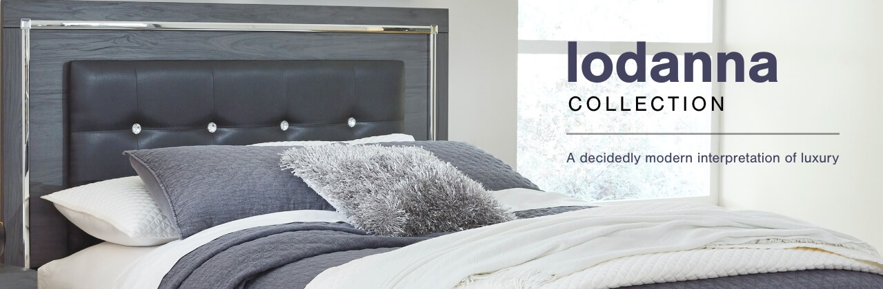 A Plus Content -  http://s7d3.scene7.com/is/image/AshleyFurniture/CollectionA%2BBanner%5FLodanna%5FBedroom?scl=1