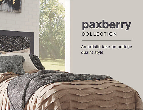 A Plus Content -  http://s7d3.scene7.com/is/image/AshleyFurniture/CollectionA%2BBanner%5FPaxberry%5FBedroom%5FMB?$A%2DPlus%2DContent%2DMobile%2D480%2D370$