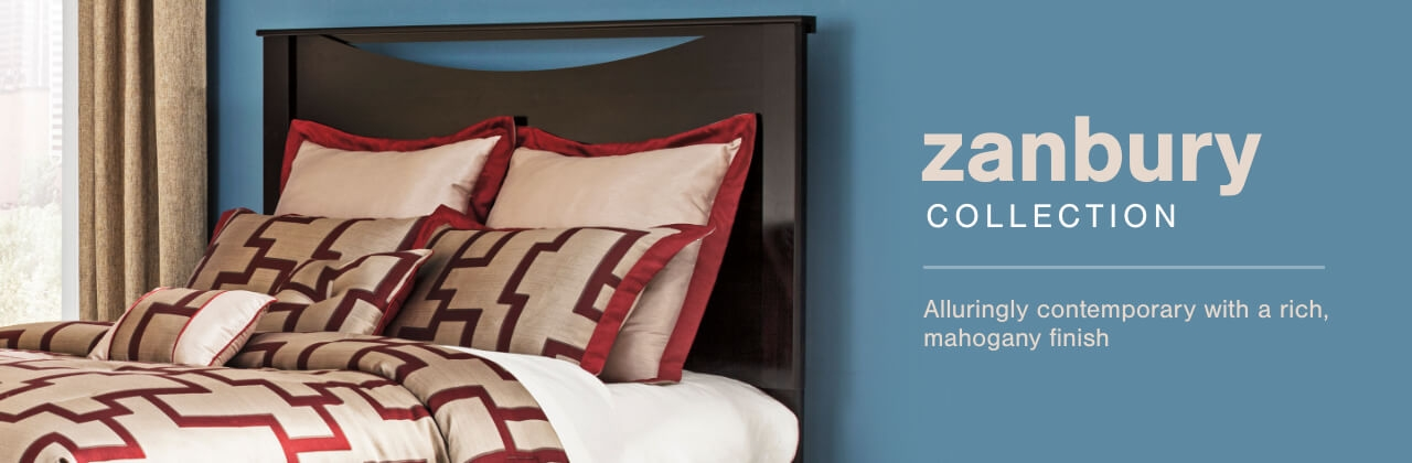 A Plus Content -  http://s7d3.scene7.com/is/image/AshleyFurniture/CollectionA%2BBanner%5FZanbury%5FBedroom?scl=1