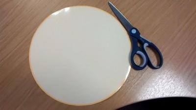 Cut your circle