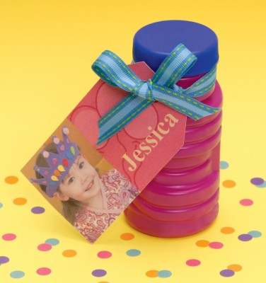 Bubbles Party Favor