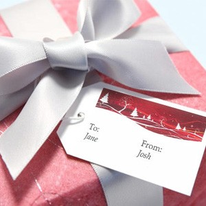 Christmas templates and business cards