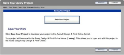 Step 7: Save Your Project