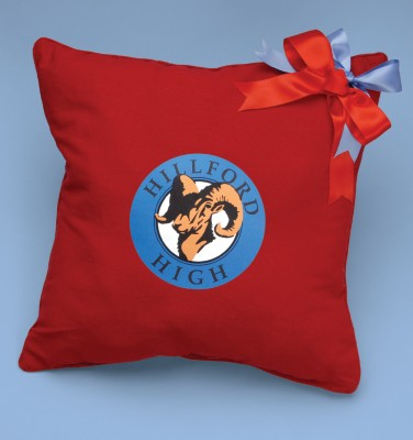 School Mascot Pillow