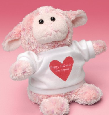 Valentine's Day Stuffed Animal