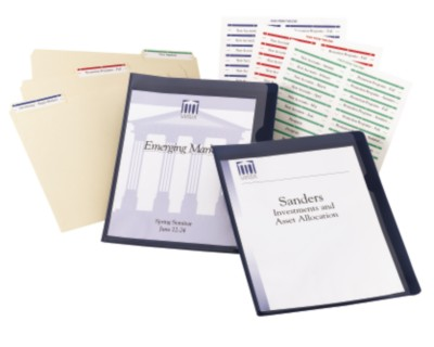 File Folder Labels, Protected Documents